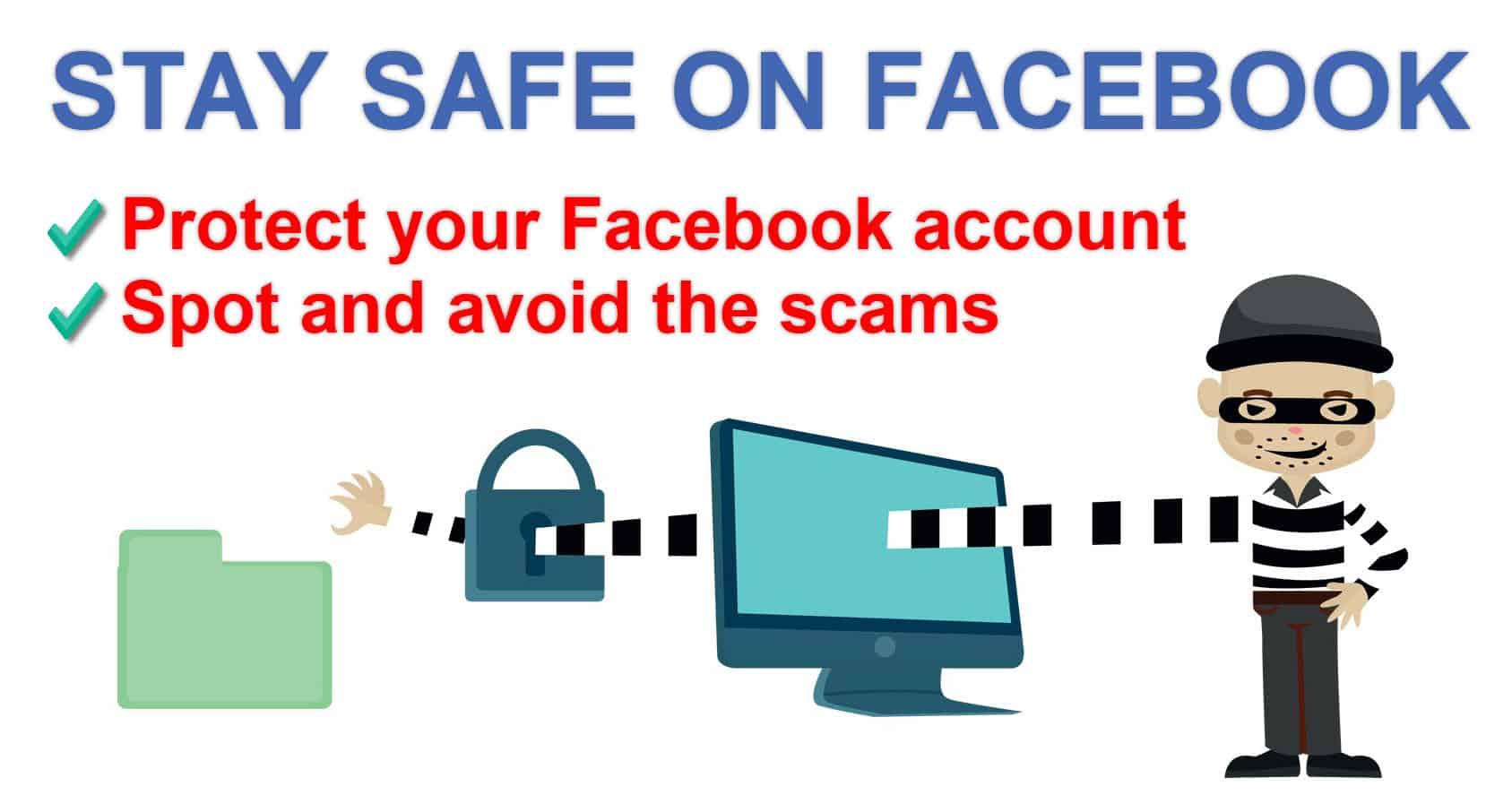 Stay safe on Facebook