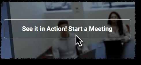 How to start a Jitsi meeting