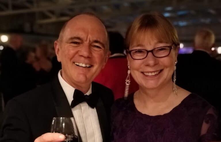 David and Christine Withington