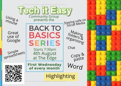 Tech it Easy Back to Basics
